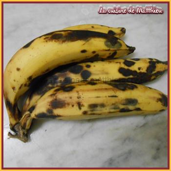 photo 2 : Banane frit