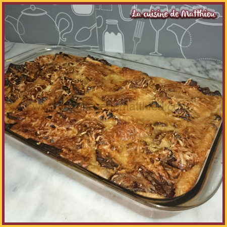 photo 0 : Gratin de banane jaune (Plantain)
