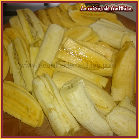 photo 1 : Gratin de banane jaune (Plantain)