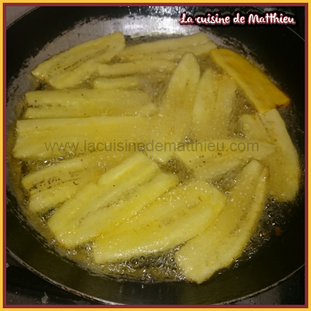 photo 2 : Gratin de banane jaune (Plantain)