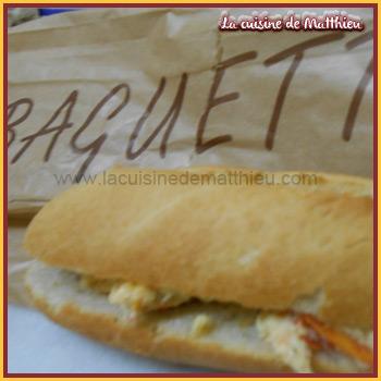 photo 1 : Oeufs brouilles a la tomate et au fromage
